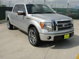 2010 Ingot Silver Metallic Ford F150 Platinum SuperCrew #49244848
