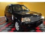 2006 Java Black Pearl Land Rover Range Rover HSE #49245023