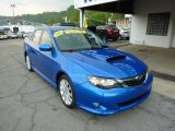 2008 Subaru Impreza WRX Sedan Data, Info and Specs