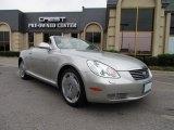 2003 Millennium Silver Metallic Lexus SC 430 #49245040