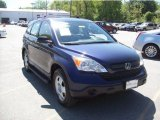 2007 Royal Blue Pearl Honda CR-V LX 4WD #49245046