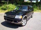 2003 Black Ford Explorer Eddie Bauer 4x4 #49244892