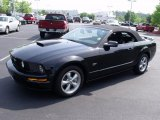 2008 Ford Mustang GT Premium Convertible Data, Info and Specs