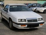 Chrysler Lebaron Data, Info and Specs