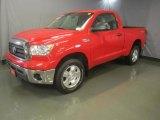 2007 Radiant Red Toyota Tundra TRD Regular Cab 4x4 #49244907