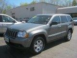2008 Mineral Gray Metallic Jeep Grand Cherokee Laredo 4x4 #49245246