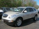 2008 Gold Mist Metallic Buick Enclave CX AWD #49245248