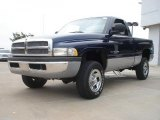 2001 Dodge Ram 1500 Patriot Blue Pearl