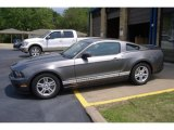 2011 Sterling Gray Metallic Ford Mustang V6 Coupe #49244811