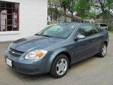 2007 Blue Granite Metallic Chevrolet Cobalt LT Coupe #49245258