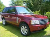 2006 Alviston Red Mica Land Rover Range Rover HSE #49244969