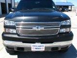 2005 Dark Gray Metallic Chevrolet Silverado 3500 LT Crew Cab 4x4 #49245119