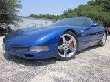 Chevrolet Corvette 2002 Data, Info and Specs