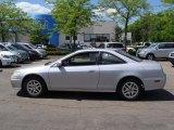 2002 Satin Silver Metallic Honda Accord EX V6 Coupe #49245300