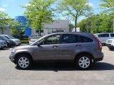 2009 Urban Titanium Metallic Honda CR-V EX 4WD #49245305