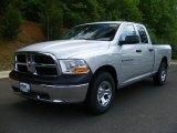 2011 Bright Silver Metallic Dodge Ram 1500 ST Quad Cab #49245139
