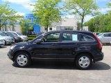 2008 Nighthawk Black Pearl Honda CR-V LX 4WD #49245308