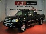 2005 Black Toyota Tundra SR5 Access Cab 4x4 #49245311