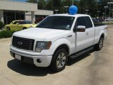 2010 Oxford White Ford F150 FX2 SuperCab #49300267