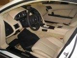 2009 Aston Martin V8 Vantage Interiors