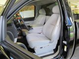 2011 Chevrolet Silverado 1500 LT Regular Cab 4x4 Light Titanium/Ebony Interior