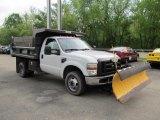 2008 Ford F350 Super Duty XL Regular Cab 4x4 Dump Truck Data, Info and Specs