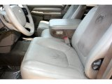 2004 Dodge Ram 3500 ST Quad Cab 4x4 Dually Taupe Interior