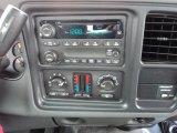 2004 Chevrolet Silverado 1500 LS Regular Cab Controls