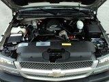 2004 Chevrolet Silverado 1500 LS Regular Cab 4.8 Liter OHV 16-Valve Vortec V8 Engine