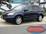 2007 Royal Blue Pearl Honda CR-V EX-L #49300463