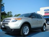 2011 Gold Leaf Metallic Ford Explorer XLT #49299916