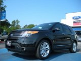 2011 Tuxedo Black Metallic Ford Explorer Limited #49299918