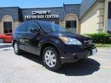 2008 Nighthawk Black Pearl Honda CR-V EX-L #49300307