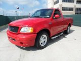 2003 Ford F150 STX Regular Cab Data, Info and Specs