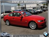 2008 Crimson Red BMW 3 Series 328i Coupe #49300113