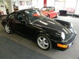 1991 Porsche 911 Black