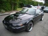 2001 Black Ford Mustang Bullitt Coupe #49300328