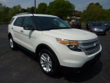 2011 White Suede Ford Explorer XLT 4WD #49299961