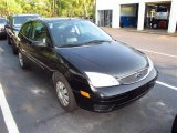 2005 Pitch Black Ford Focus ZX3 S Coupe #49299783