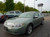 2008 Moss Green Metallic Lincoln MKZ AWD Sedan #49300012