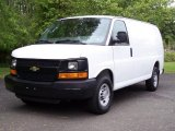 Chevrolet Express 2008 Data, Info and Specs