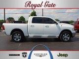 2010 Stone White Dodge Ram 1500 Big Horn Crew Cab 4x4 #49299821