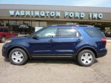 2011 Kona Blue Metallic Ford Explorer FWD #49300165