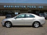 2008 Brilliant Silver Metallic Ford Fusion SE V6 AWD #49300168