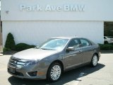 2010 Sterling Grey Metallic Ford Fusion Hybrid #49299850