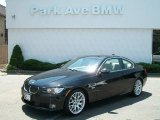 2008 Jet Black BMW 3 Series 328i Coupe #49299851