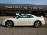 2003 Dover White Pearl Mitsubishi Eclipse GTS Coupe #49300185