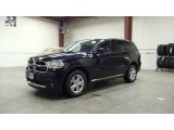 2011 Blackberry Pearl Dodge Durango Express 4x4 #49300582
