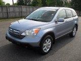 2008 Glacier Blue Metallic Honda CR-V EX-L #49300423