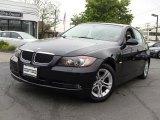 2008 Black Sapphire Metallic BMW 3 Series 328xi Sedan #49361797